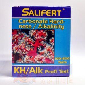 Тест для аквариумной воды на карбонатную жесткость Salifert KH/Alk Profi Test