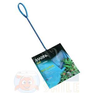 Сачок для рыб Hagen Marina 15×30 см (синий)