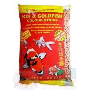 Корм для прудовых рыб Tropical Koi&Goldfish Colour Sticks